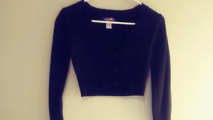 New Mexx and Black Sparkly Cardigans