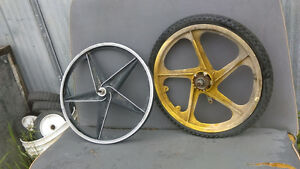 20 Inch Bicycle Wheels -- only ONE wheels left