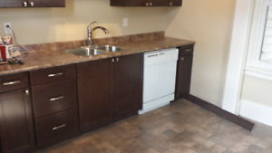 SEPT. 1 LRG. 2 BDRM + DEN, DOWNTOWN, $1850 INCLUSIVE WITH WIFI !