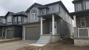 Brand New-Detached House-2 weeks FREE-$1950+Utilities-Near 401