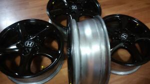 4 mags noir 5x114.3