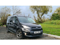 2014 FORD TRANSIT CONNECT 240 TREND 115BHP 6 SPEED LWB PANTHER BLACK