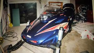 1996 Yamaha Vmax 600