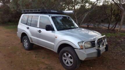 2002 Mitsubishi Pajero Wagon Lewiston Mallala Area Preview