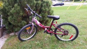 """20"""" Next Rave girl's bike"""