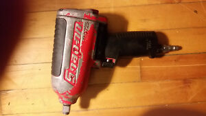 Impact wrench snap-on MG725
