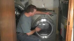 repair washer and dryer