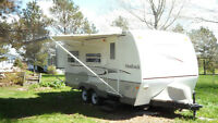 Outback 22ft 21RS