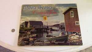 Nova Scotia Camera Tour, Canada's Ocean Playground 1950's Kitchener / Waterloo Kitchener Area image 1