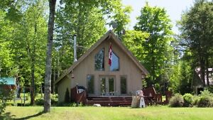 Cottage Rental - Fosterville, NB