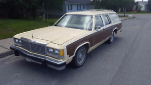ford country squire ltd crown 1979