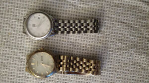 Watches in need of repair, willing to part at very low prices
