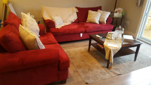 Living room set. To be picked up by July 24th.