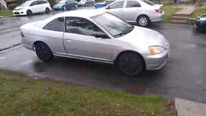 Honda Civic Coupe *Low Milage*
