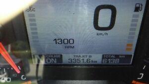 tres beau spyder RS-S manuel 2013  seulement 6 000km
