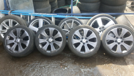 """FORD TRANSIT CONNECT ALLOYS 17"""" WITH TYRES INC FIT N GAL OPEN 7 DAYS"""