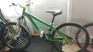 Norco custom trail/competition bike