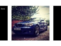 Rare BMW 130i M sport in Le Mans Blue with lots of upgrades 1 series not 120i 120d 123d 118i 118d s3