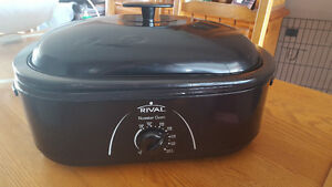 Rival oven roaster