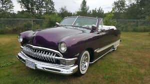 One Of A Kind 1950 Ford Custom Convertible