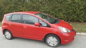 2010 Honda Fit - single owner, well looked after