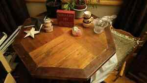 Antique Horse Carriage Table