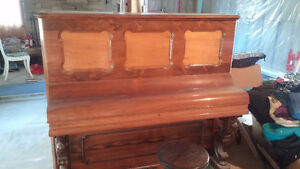 Up-right grand piano, best offer Kingston Kingston Area image 1