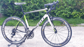 Scott Solace 30 Carbon Road Bike 56cm