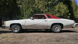 Pontiac Grand LeMans 1977 Mint!
