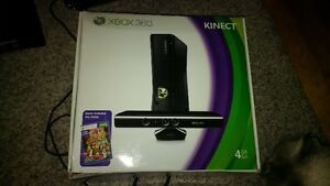 xbox 360 bundle (kinect, controllers, games)