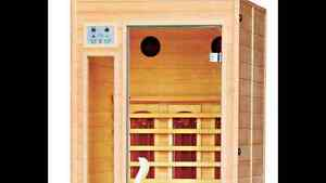 Therapeutic INFRA RED Sauna