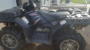 Polaris XP 850 Sportsman EPS Limited Edition - Like new quad