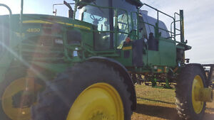 John Deere 4830 High Clearance Sprayer