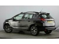 2019 Peugeot 2008 1.2 PureTech Active (s/s) 5dr SUV Petrol Manual