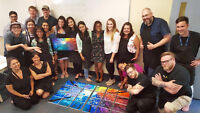 Self Employed Event Host/Art Instructor/Chief Fun Officer Wanted