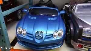 Ride on kids car Mercedes