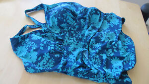 BLOW OUT SALE! LAND'S END Plus Size 26W Bathing Suit NEW