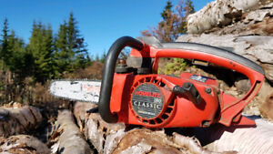 Homelite classic180 chainsaw
