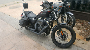 2012 Harley Nightster with low kms
