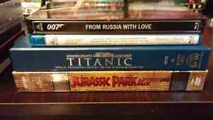 Special Blu-Rays and DVDs