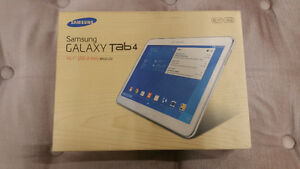 Samsung Galaxy Tab 4 10.1 in Brand New Condition