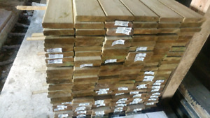 Pressure treated deck boards- great price