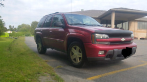 4x4 trailblazer for sale