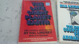 4 Books: Hal Lindsey Kitchener / Waterloo Kitchener Area image 4