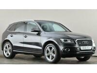 2016 Audi Q5 2.0 TDI [190] Quattro S Line Plus 5dr S Tronic Auto FourByFour dies