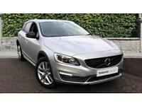 2017 Volvo V60 D4 (190) Cross Country Lux Nav Manual Diesel Estate