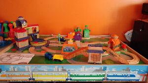 Sophisticated Chuggington Train Set Table Images - Best Image Engine ...