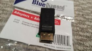 Didplay port M to HDMI F adapter for sale Kitchener / Waterloo Kitchener Area image 2