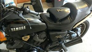 IN SEARCH OF RIGHT hand side cover(battery cover) 83 Virago 750 Kitchener / Waterloo Kitchener Area image 2