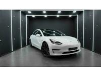 2019 Tesla Model 3 Performance, Premium Sound, Track Mode Auto Saloon Electric A